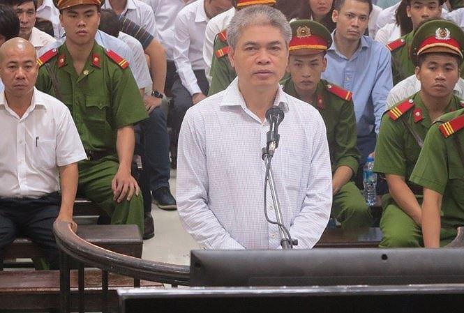 Hình ảnh Vụ án Đinh La Thăng: Nguyễn Xuân Sơn vừa nhận án tử lại đối diện 10-11 năm tù số 1