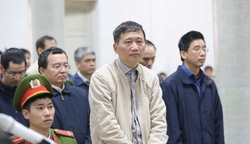 """Em trai ông Đinh La Thăng chuẩn bị hầu tòa tội """"Tham ô tài sản"""" 1"""