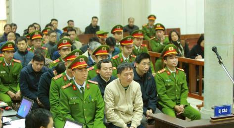 Vụ ông Đinh La Thăng: Luật sư đề nghị điều tra bổ sung vụ án 1