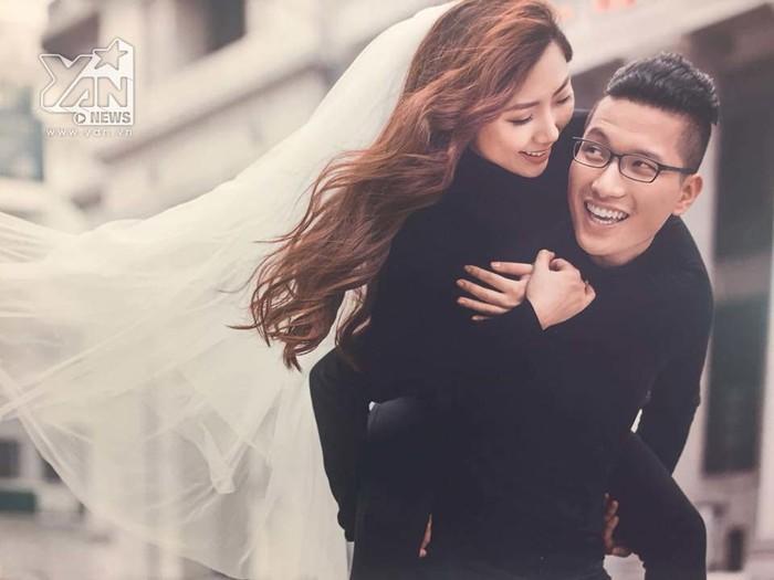 Không gian đám cưới lung linh của em gái Trấn Thành và bạn trai người Hồng Kông - Ảnh 7.