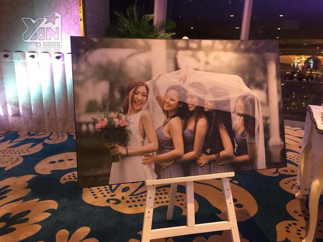 Không gian đám cưới lung linh của em gái Trấn Thành và bạn trai người Hồng Kông - Ảnh 6.