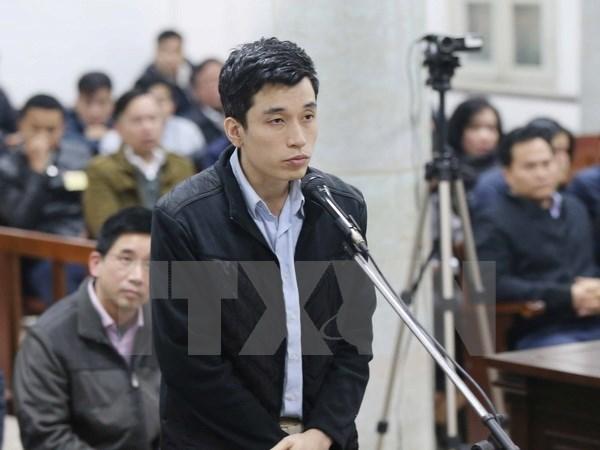 Hình ảnh Xét xử Trịnh Xuân Thanh: Các bị cáo xin giảm nhẹ tội cho nhau số 2
