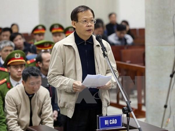 Hình ảnh Xét xử Trịnh Xuân Thanh: Các bị cáo xin giảm nhẹ tội cho nhau số 3