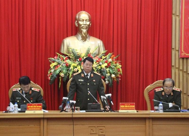 Bộ Công an thông tin về tin đồn bắt Trung tướng Phan Văn Vĩnh 1