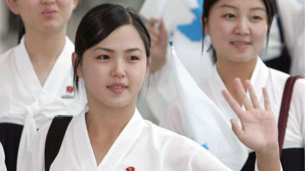 Tiết lộ những bí mật về 'đội quân sắc đẹp' Triều Tiên sắp đổ bộ Hàn Quốc 4