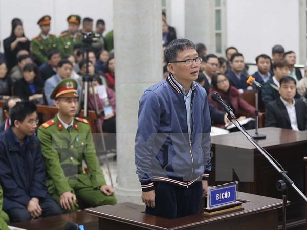 Đại diện VKS: 9/10 bị cáo nhận tội tham ô, chỉ riêng Trịnh Xuân Thanh chối tội  1
