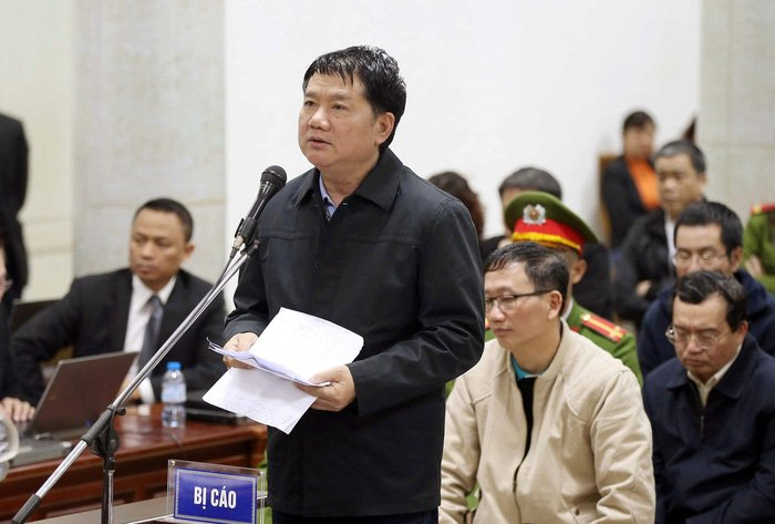 Viện kiểm sát: Đủ căn cứ buộc tội bị cáo Đinh La Thăng và các bị cáo khác 1