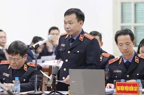 VKS đề nghị tòa giảm án cho 6 bị cáo trong vụ án Đinh La Thăng 2