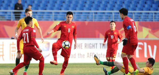 """Báo Hàn Quốc lo sợ bị U23 Việt Nam… """"báo hại"""" sau kỳ tích trước Australia 2"""
