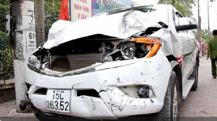 Vụ xe 'điên' tông chết 2 nữ sinh: Tài xế là giám đốc doanh nghiệp vận tải 1