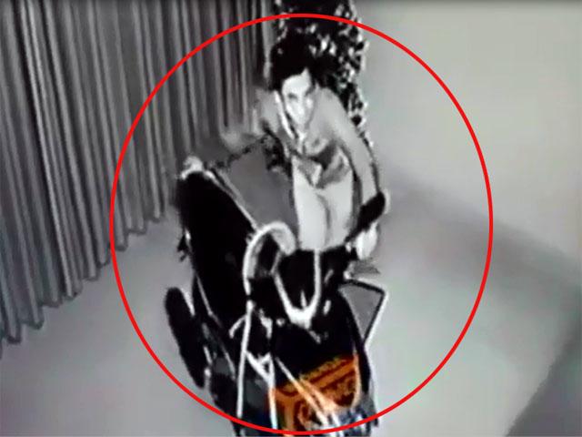Hình ảnh Không nổ được máy, trộm dắt xe trả lại, đóng cửa cẩn thận cho chủ nhà số 1