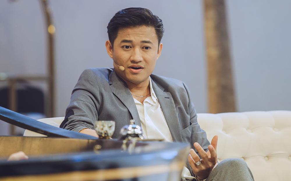 Quý Bình nỗ lực thoát khỏi mác diễn viên cầm mic sau 'tai nạn' để đời 4
