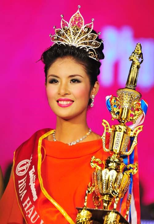 Vương miện Hoa hậu Việt Nam thay đổi thế nào qua 15 kỳ tổ chức? 12