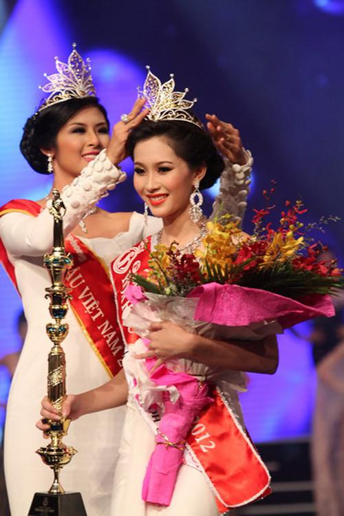 Vương miện Hoa hậu Việt Nam thay đổi thế nào qua 15 kỳ tổ chức? 13