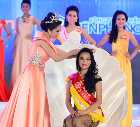 Vương miện Hoa hậu Việt Nam thay đổi thế nào qua 15 kỳ tổ chức? 14