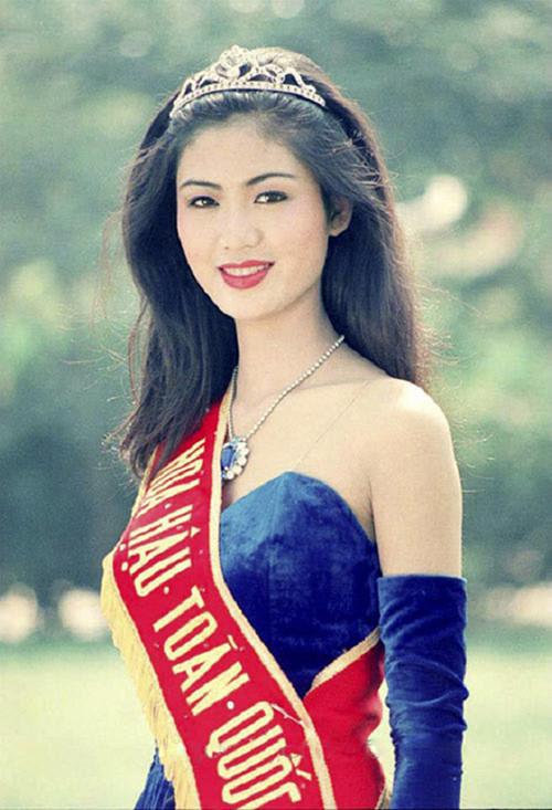 Vương miện Hoa hậu Việt Nam thay đổi thế nào qua 15 kỳ tổ chức? 4