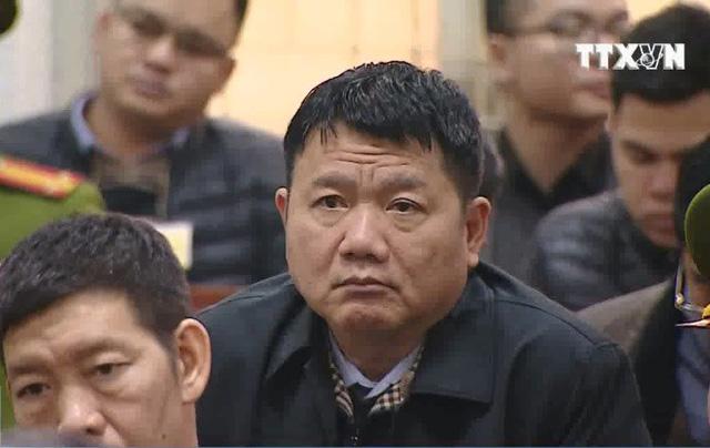 Ông Đinh La Thăng khẳng định không nói Bộ Chính trị chỉ định thầu 1
