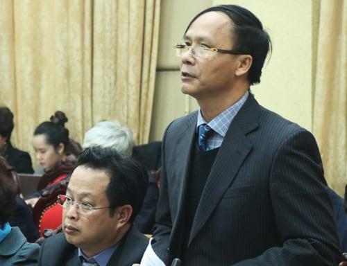 Hà Nội sẽ thí điểm Bí thư kiêm Chủ tịch UBND cấp quận 1