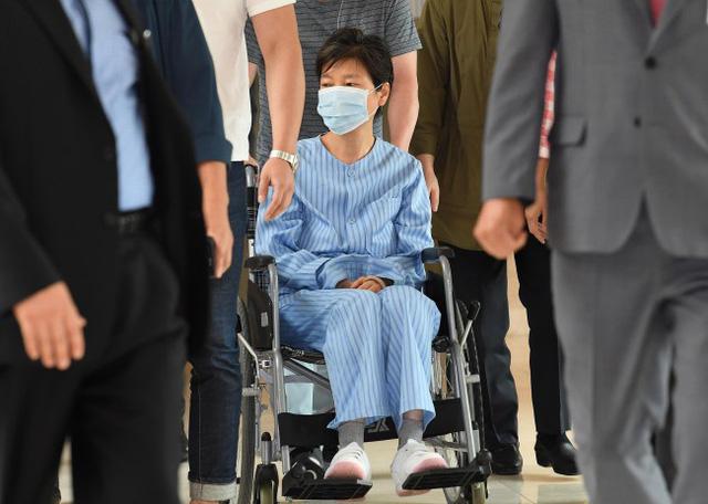 Cựu Tổng thống Hàn Quốc bị đối xử tệ bạc trong nhà giam, mắc nhiều bệnh? 1