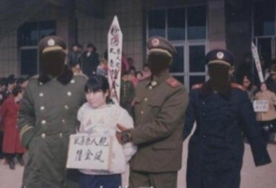 Ngất ngây với những hoa khôi trong... tù ở Trung Quốc 4