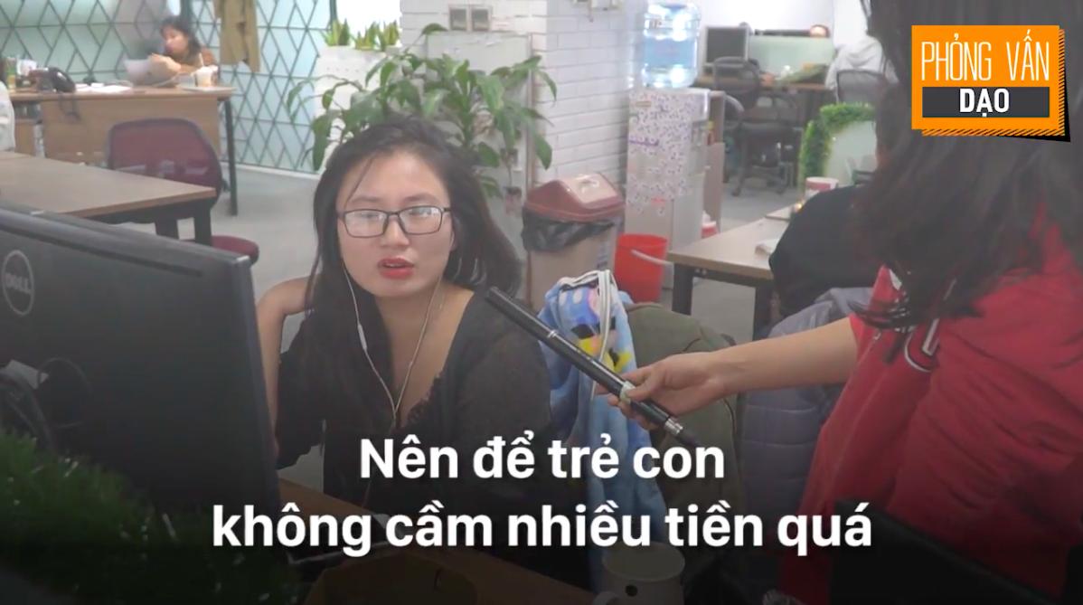 Phỏng vấn dạo: Học sinh bây giờ được cho bao nhiêu tiền tiêu vặt? - Ảnh 27.