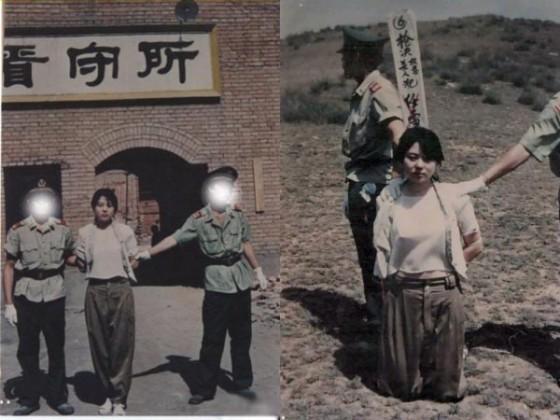 Ngất ngây với những hoa khôi trong... tù ở Trung Quốc 2