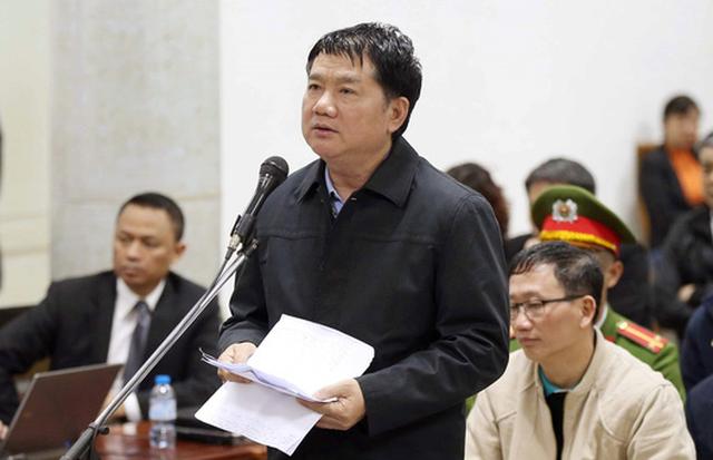 Ông Đinh La Thăng: Mỗi lần VKS luận tội là bị cáo lại thêm một tội mới 1