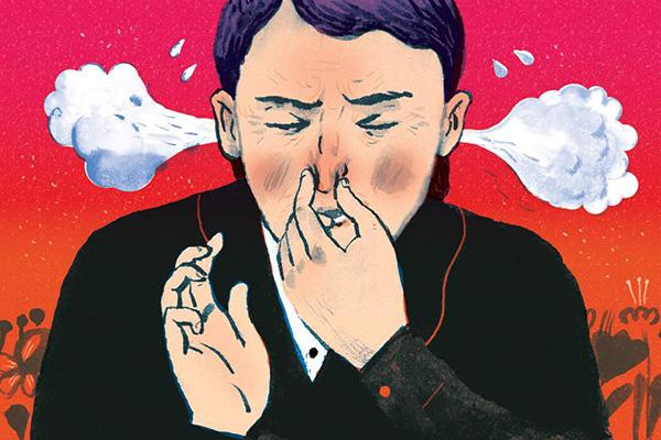 Người đàn ông bị vỡ cổ họng, thủng màng nhĩ vì cố nhịn hắt hơi 2
