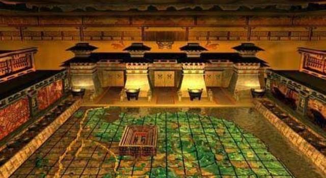 Bí ẩn nguồn thủy ngân khổng lồ trong lăng mộ Tần Thủy Hoàng khiến hậu thế bó tay 2