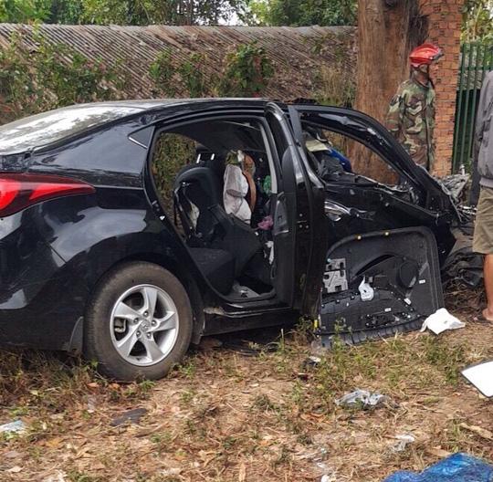 Nguyên nhân tai nạn thảm khốc 5 người trên ô tô con thương vong ở Đắk Lắk 1