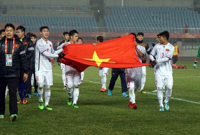 Thủ tướng Nguyễn Xuân Phúc gửi thư chúc mừng U23 Việt Nam 1