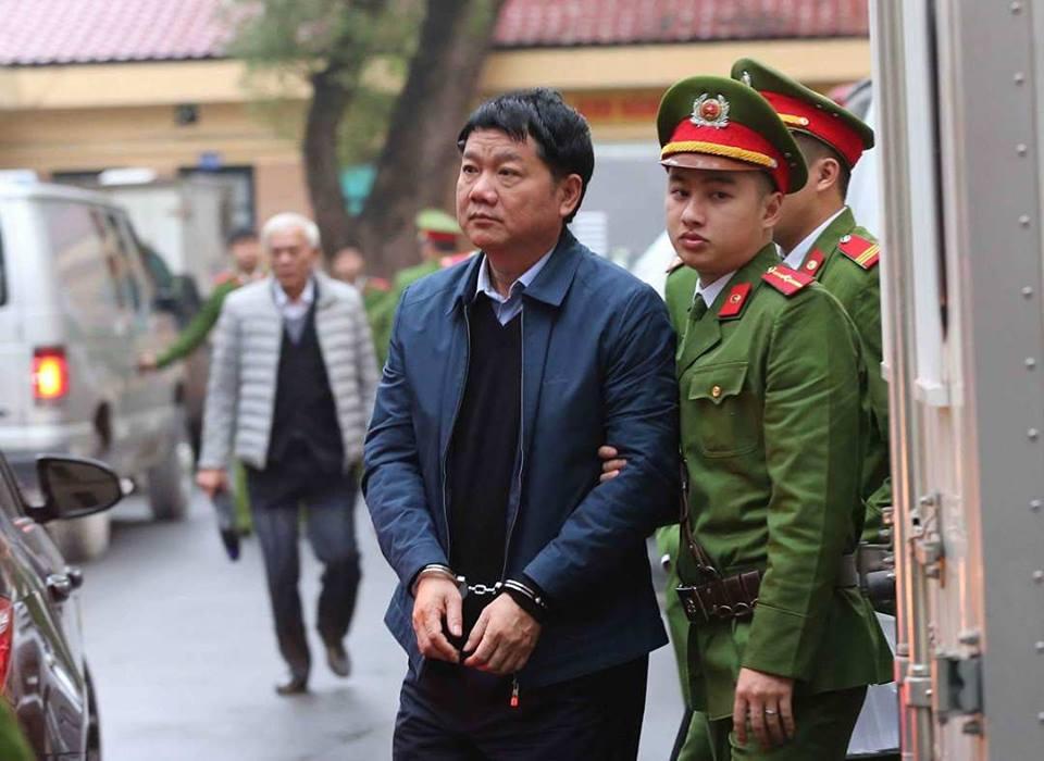 Toàn cảnh 10 ngày diễn ra phiên tòa xét xử ông Đinh La Thăng cùng đồng phạm 1