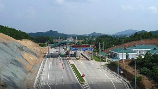BOT Thái Nguyên - Chợ Mới chính thức thu phí từ 25/1 1