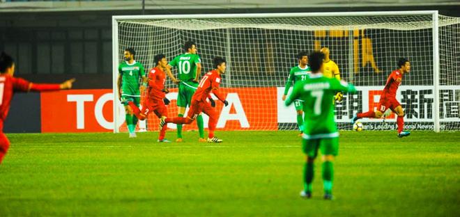 U23 Việt Nam chấn động châu Á: Chiến thắng ấy chỉ có thể đến từ trái tim 1
