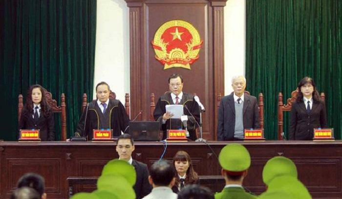 Thẩm phán xử vụ ông Đinh La Thăng: HĐXX chỉ chịu sức ép về thời gian 1