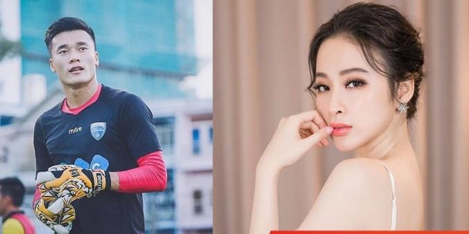 Angela Phương Trinh công khai tỏ tình thủ thành Bùi Tiễn Dũng U23 Việt Nam 1