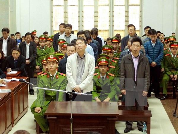 Vì sao Trịnh Xuân Thanh không bị kết án tử hình? 1