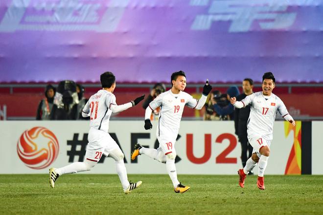 Fan Trung Quốc: Cùng là bị trọng tài chèn ép, nhưng U23 Việt Nam người ta thắng rồi kìa 1