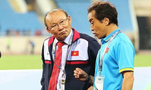 Người hùng giấu mặt của U23 Việt Nam