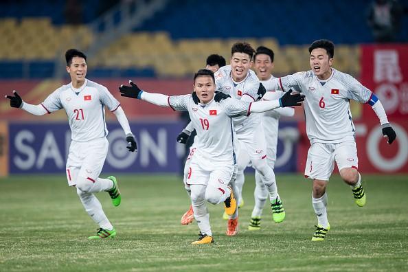 HLV Park Hang-seo xúc động trước chiến thắng của U23 Việt Nam  1