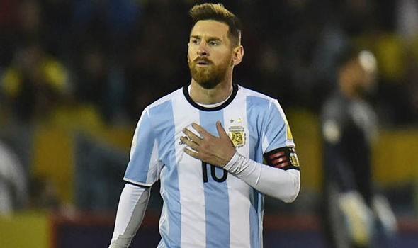 Messi ngậm ngùi gửi tâm thư cho người hâm mộ Việt Nam 2