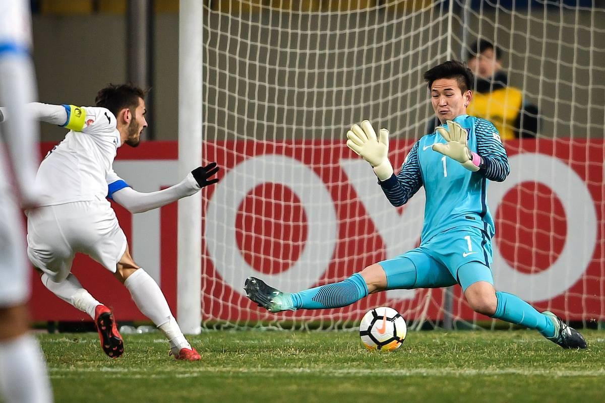 Fan Hàn, Nhật bùng lửa giận, nhờ U23 Việt Nam phục thù Uzbekistan 1