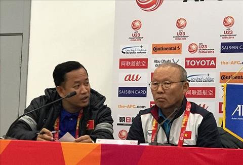 Bức thư cảm động từ trợ lý HLV Park Hang Seo sau chiến tích của U23 Việt Nam 1
