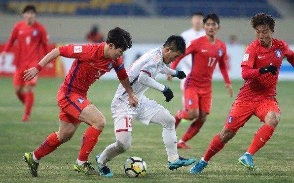 Báo Hàn Quốc chỉ ra 2 khác biệt khiến đội nhà thất trận trước U23 Uzbekistan 1