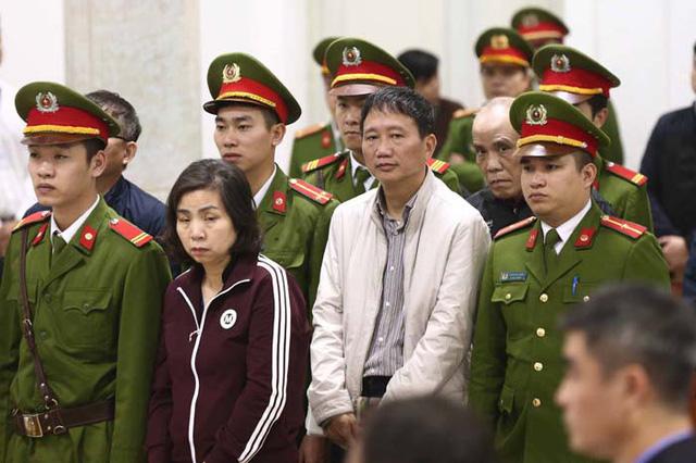 Hình ảnh Xét xử em trai ông Đinh La Thăng và Trịnh Xuân Thanh: Một bị cáo vắng mặt số 3