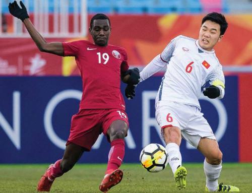 Hình ảnh Kỳ tích của U23 Việt Nam đứng đầu trên diễn đàn bóng đá lớn