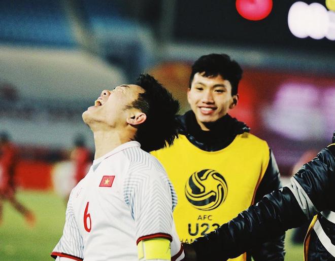 Không phải oppa Hàn Quốc nào đâu, đội trưởng Xuân Trường của U23 Việt Nam đấy! 1
