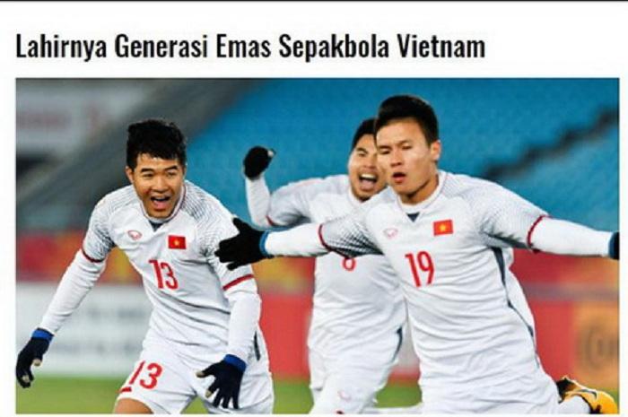 Sau chiến tích của U23 Việt Nam, báo Indonesia sợ Đông Nam Á bị thống trị 1