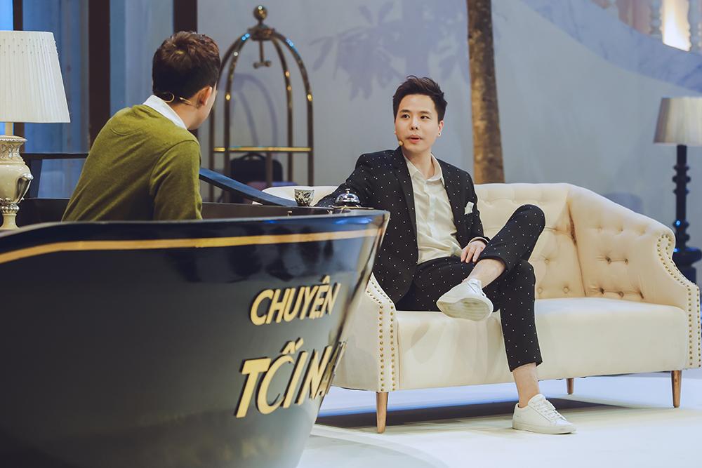 Trịnh Thăng Bình tiết lộ sốc: Từ nhỏ ước mơ làm cầu thủ bóng đá chứ không phải là ca sĩ 4
