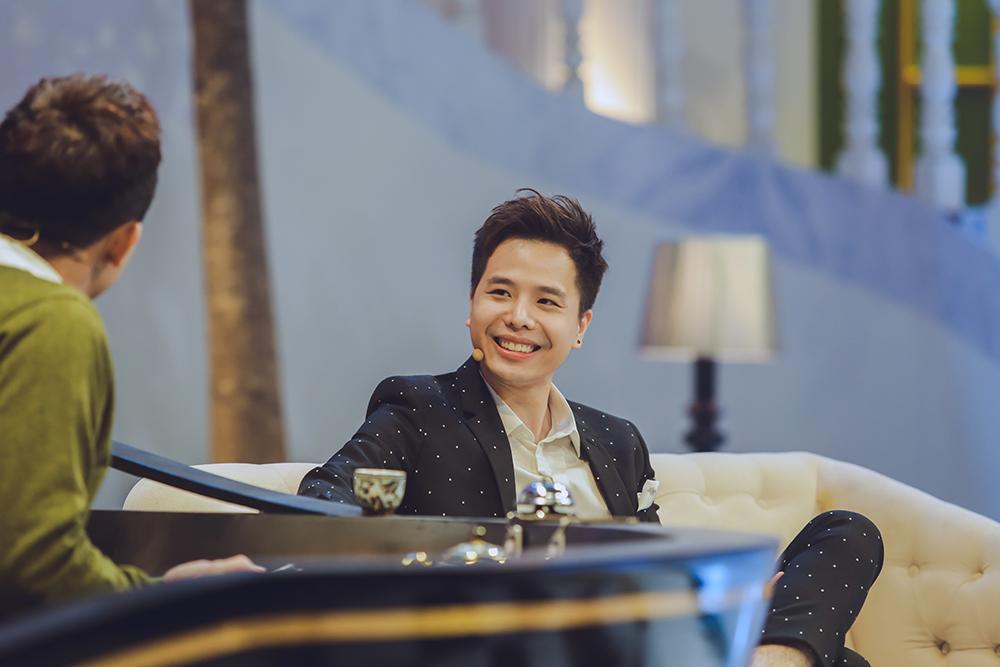 Trịnh Thăng Bình tiết lộ sốc: Từ nhỏ ước mơ làm cầu thủ bóng đá chứ không phải là ca sĩ 6